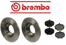 Land Rover Discovery 94-95 V8 3.9L Brembo Rear Brake Kit with Rotors Mintex Pads