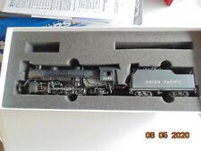 """Athearn 2-8-2 'Mikado"""" Union Pacific DCC & Sound UP #2495"""