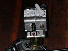 Stihl FS38 Trimmer Carburetor Assy with throttle cable, off of new trimmer.OEM