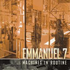 Emmanuel 7 - Machines In Routine CD 2002 Metalcore