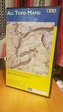 iGage All Topo Maps Surveying Topographic Software, New Mexico v7, Release 3.