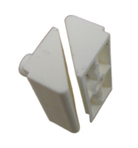 Large Upvc window closing locking wedge for draughty window seal pack of 5 pairs