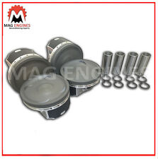 PISTON & RING SET SUBARU EJ255-T DOHC FOR IMPREZA LEGACY FORESTER 2.5 LTR 04-08
