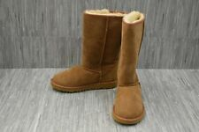 Ugg Classic Tall 5229Y Boots, Big Girls Size 6, Chestnut NEW