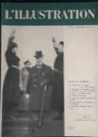 Revista Dibujada L Semanal Ilustración N º 5003 Entrevistas Roma 1939 ABE