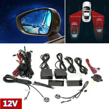 Car Blind Spot Mirror BSD BSM Radar Detection Monitoring System Microwave Sensor