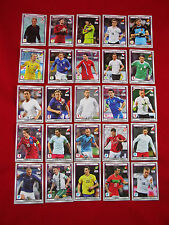 Panini Euro 2012 p1-p25 Extra Sticker Exclusiv for Poland Ukraine EM 12 Album