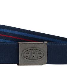 Cinturón de hombre de animales. nuevo KELLEN Reversible Correa De Cincha Pantalones Vaqueros Azules 8S 2 F9