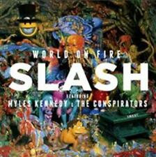 Slash - World On Fire NEW CD