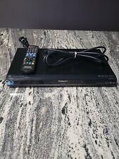 Panasonic DMP-BD60 Blu-Ray/DVD Player  AVCHD HDMI SD Card Slot & Remote