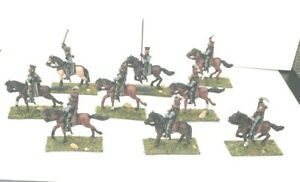 WARGAMES FOUNDRY 28MM CRIMEAN WAR PRO PAINTED RUSSIAN COSSACKS CAVALRY METAL