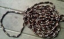 13 unidades collar cadenas de madera, cuero Necklace pósters especiales