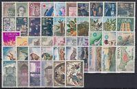 España Año Completo 1972 Nuevo sin Charnela MNH