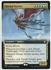 Magic The Gathering Theros Beyond Death Extended Art Rare #336 Dream Trawler