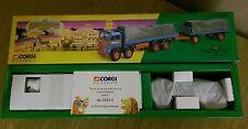 Corgi 27602 The Showmans Range Atkinson 8 Wheeler Truck + Trailer Ltd Edition