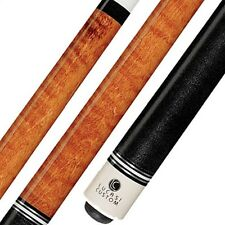 Lucasi Custom LZCB7 Pool Cue Stick + Zero Flex Low Deflection Shaft + FREE CASE