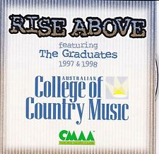 RISE ABOVE - CMAA College Of Country Music Graduates CD