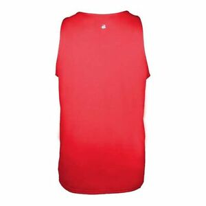 Alleson Athletic B-Core Tank Top - Red, XS