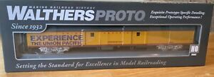 HO Scale WalthersProto 85' ACF Baggage Car UP Heritage Series Custom Promontory