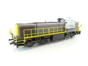 (JKF011) Mehano T285 H0 DC Diesellok Vossloh HLD SNCB, Umbau OVP