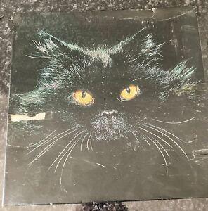 SPRINGBOK MIDNIGHT MAGIC BLACK CAT JIGSAW PUZZLE, VINTAGE 1977, 502 PIECES