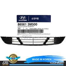GENUINE Grille Front Bumper Lower for 2012-2014 Hyundai Genesis OEM 865613M500