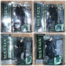 THE MATRIX - Mc FARLANE Toys - Néo & Trinity - Lobby scène dioramas