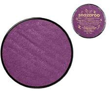 Snazaroo Metallic Purple 18ml Pot Face and Body Paint