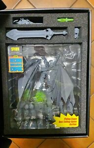 Spawn Masterworks Artist Proof Kickstarter 2021 action-figure w/ Signed Plaque
