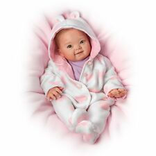 Ashton-Drake Cutest Baby Contest Winner: Savana Baby Doll