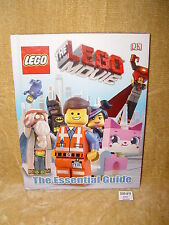 LEGO Book: 9781465417008 The LEGO Movie - The Essential Guide (Hardcover) DK