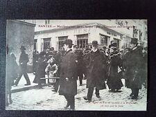 CPA NANTES AGENT DU FISC 1906 A L'OCCASION DES INVENTAIRES