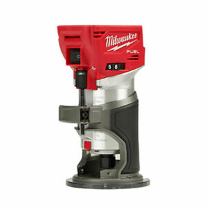 Milwaukee 2723-20 M18 FUEL™ Compact Router (Bare Tool)