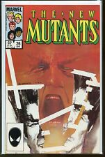 LOT B OF 4 COPIES NEW MUTANTS #26 VF / NM 9.0 1st FULL LEGION 1985 MARVEL COMICS