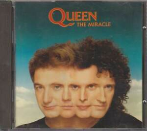 """●●● QUEEN """"The Miracle"""" CD-Album"""