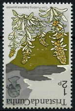 Tristan Da Cunha 1972 SG#158w 1/2d Plant Definitive Wmk Inverted MNH #D25622