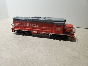 Athearn HO GP-30 Burlington Diesel Locomotive #5657