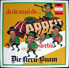LP / DIE KERN BUAM / AUSTRIA / RARITÄT /