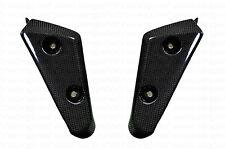 11-16 Triumph Speed Triple Front Fender Mudguard Side Trim Covers Carbon Fiber