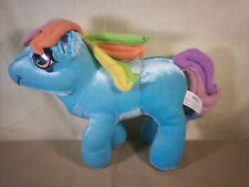 My Little Pony Rainbow Dash Soft Plush In Great Shape NANCO 2005