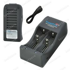 TrustFire TR-006 Battery Charger For 26650 25500 18650 18500 17670 17500 U B0442
