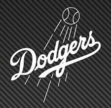 Los Angeles Dodgers Decal Car Truck Window Die-cut Sticker MLB Baseball