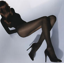 Wolford Velvet De Luxe 50 Tights Color Black Size: Small 10687 -08