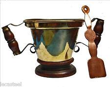 flandre - vierpot allume pipe d'estaminet - vaquelette - couvot vers 1850