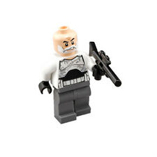 Genuine LEGO Star Wars Captain Rex Minifigure - Brand NEW - Rifle Included