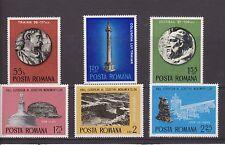 UMM MNH STAMP SET EUROPEAN ARCHITECTURE 1975 ROMANIA EUROPA