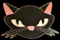 PINK EARS CAT KITTY KITTEN BELT BUCKLE BELTS BUCKLES