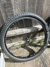 "Set Of MTB Mavic Crossmax Sup Ceramic Vintage Wheels 26"""