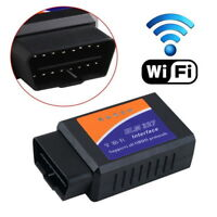 ELM327 WiFi Bluetooth OBD2 Car Diagnostic Scanner Code Reader Tools IOS Android