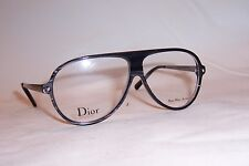 NEW CHRISTIAN DIOR EYEGLASSES CD 3226 W5V GRAY 57mm RX AUTHENTIC